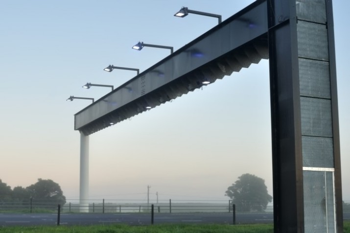 Belgium will introduce a new electronic toll system in 2016