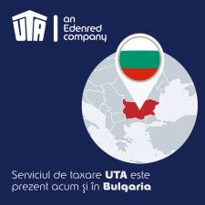 UTA offers toll processing in Bulgaria for all vehicle categories